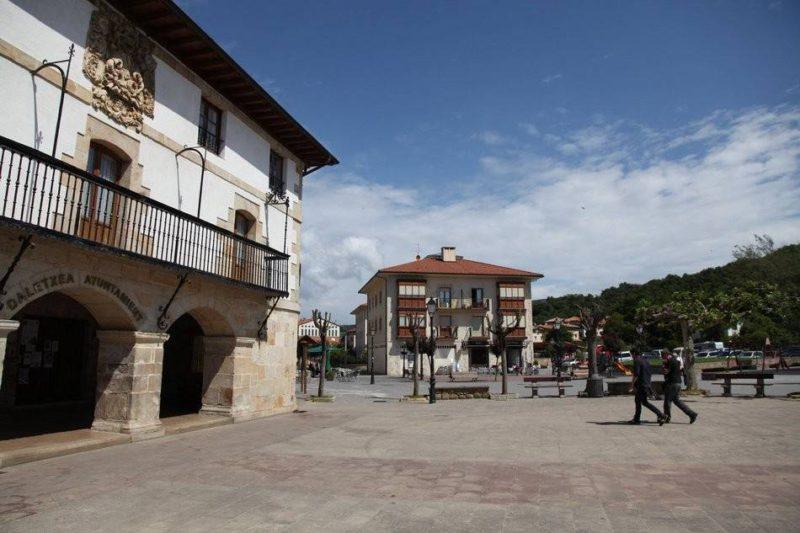 Murgiako plaza