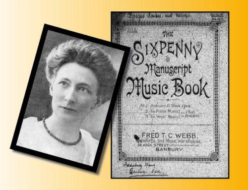 Janet Heatly  Blunt folklorezalearen partiturak eskura