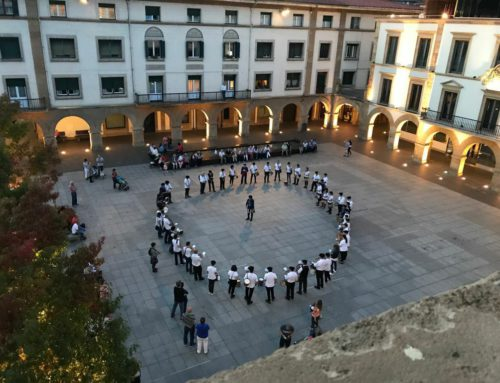 Este sábado se celebra el 19º Txistu Eguna de Zornotza