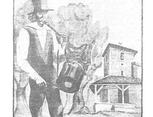 Txistulari aldizkaria: zazpigarren alea eskura (1929)