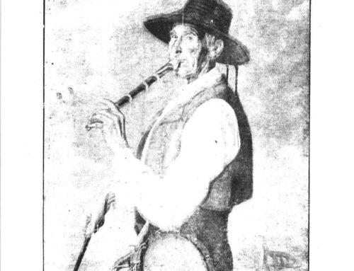 Txistulari aldizkaria: hamargarren alea eskura (1929)