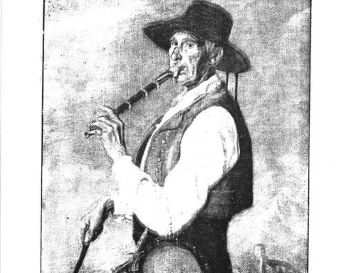 Txistulari aldizkaria: bederatzigarren alea eskura (1929)