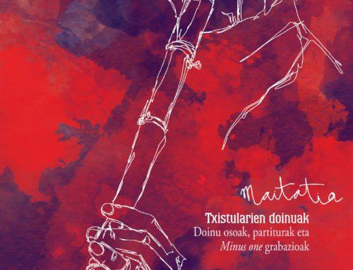 Maitatia: herriminetik sortutako disko liburua