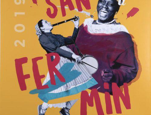 San Ferminetako afixa lehiaketako finalista da Txist-jazz, Yeah!