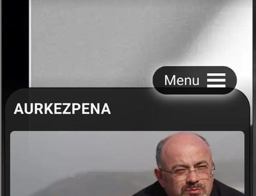 New txistu 1.0., partiturak eta audioak, on line