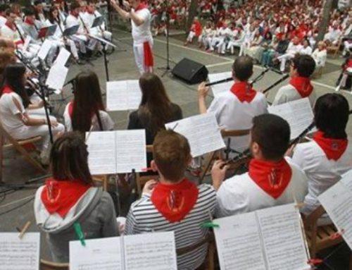 [BIDEOA] Iruñeako Txistu Alardea 2019