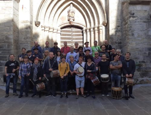 El pasado 26 de octubre se celebró el 10º Txistulari Eguna de Debagoiena